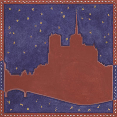 Carte postale Nuit Etoilée