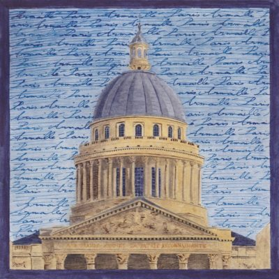 Carte postale Panthéon