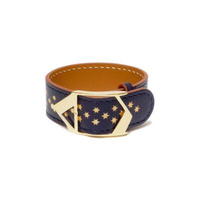 Bracelet Etoile Nuit d'Armaillé Marine