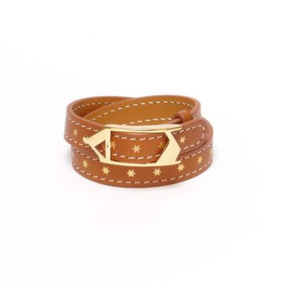 Bracelet Tilsitt Nuit d'Armaillé Gold